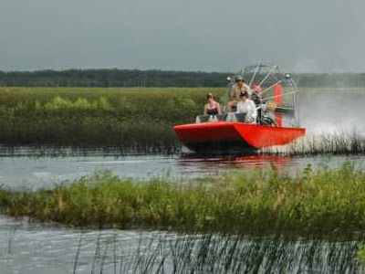 Air Boat Tours