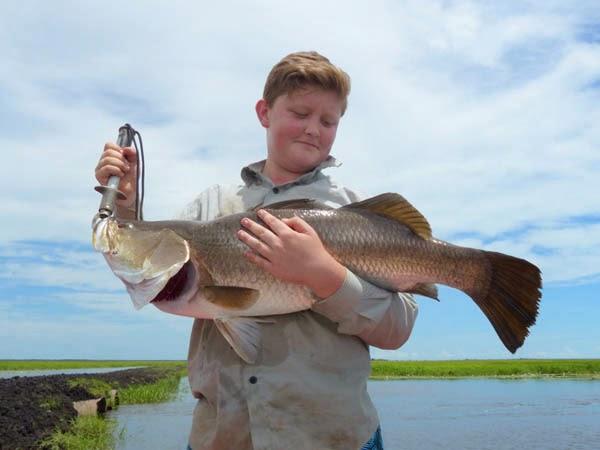 Barramundi Fishing