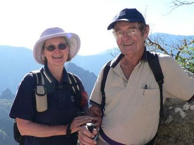 John and Lyn Kelman
